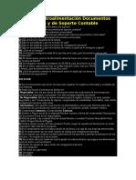 Taller de Retroalimentación Documentos Comerciales y de Soporte Contable