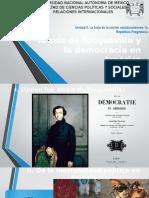 Alexis de Tocqueville y La Democracia en América