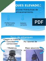 ESTANQUES ELEVADOS diapositivas