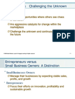 Entrepreneurship Exam Answers