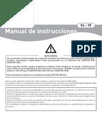 Instrucciones Canicom 800_1500