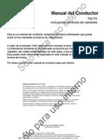 Manual de Conductor FH4 FM4 en Espaol Con Variantes Junio2015
