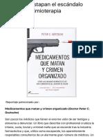 El escándalo contra la quimioterapia - PlanetaPress