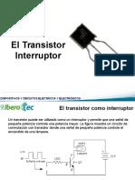 Semana8 PPT Transistor Interruptor 2015-1