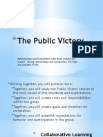 The Public Victory
