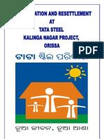 Rehabilitation and Resettlement at Tata Steel Kalinga Nagar Project, Orissa