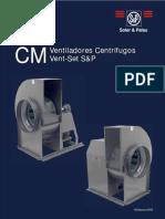 Catalogo Industrial Centrifugos CMA