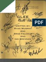 Glee Pilot Script 1x01