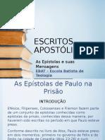 Escritos Apostólicos - Aula 03