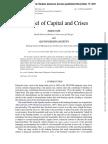 A Model of Capital and Crises - He and Krishnamurthy - 2012