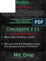 8 66 abolitionists movement notes