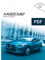 Mazda2 Manual Do Proprietário 8EQ7-EE-15D-PT OM