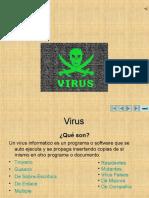 Virus y Antivirus Ppt