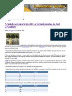 Achando Ações Para Investir_ a Fórmula Mágica de Joel Greenblatt _ Investidor Jovem