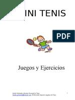 JUEGOS TENIS