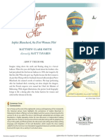 Lighter than Air Teachers' Guide