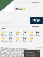 Manzana 66 Co-Diseño Informe Jornadas Dgaur - Ssproy - Mduyt