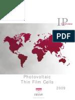 Photovoltaic Thin Film Cells