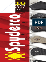 2016 Spyderco Mid Year Catalog