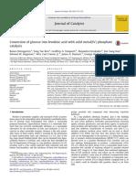 ácido levulinico dumesic