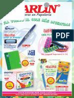 Catalogo Escolar 2016