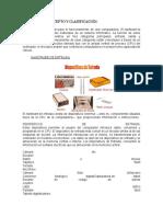 Hardware Concepto y Clasificación.