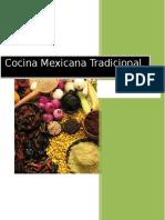recetario de cocina mexicana