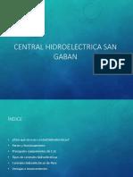 Central Hidroelectrica San Gaban