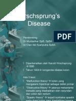 Hirschsprung's Disease Groesfield