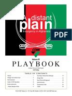 A Distant Plain Playbook 2015
