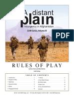 A Distant Plain Rules 2015