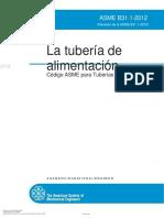 ASME B 31.1 2012.en.español