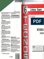 06 - Integrali - Esercizi