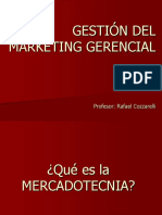 2 Gestión Del Marketing Gerencial