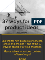 37waysfornewproductideas-121215141407-phpapp01-130114122512-phpapp01