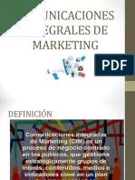 Comunicaciones Integrales de Marketing