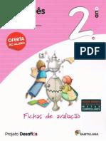 ProjetosDesafios Português 2ano Fichasavalia
