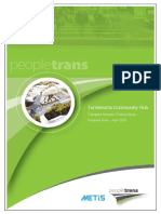 Turramurra Community Hub - Transport Report - People Trans