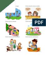Derechos de Los Niños Ilustrado