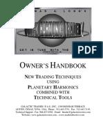 Thomas Long - Owner's Handbook. New Trading Techniques Using Planetary Harmonics