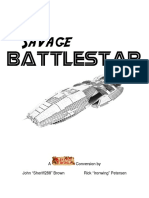 Savage Worlds RPG Battlestar Galactica