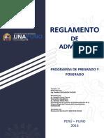 31 Reglamento de Admision Mayo 2016