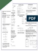 001 Formulario Algebra