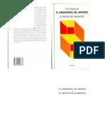El Sinsentido Del Sentido O El Sentido Del Sinsentido - Paul Watzlawick.pdf