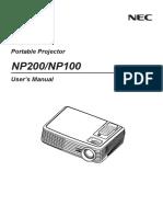 NP200 Manual e