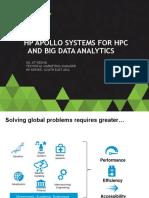 Hp Server Platforms for High Performance Computing and Big Data Ng Jit Keong