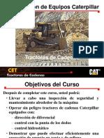 Curso Tractor de Oruga