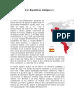 Imperios Españoles y Portugueses