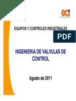 Presentacion Ingenierìa de Válvulas de Control