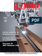 Revista Aws Welding Journal en Español Julio 2016